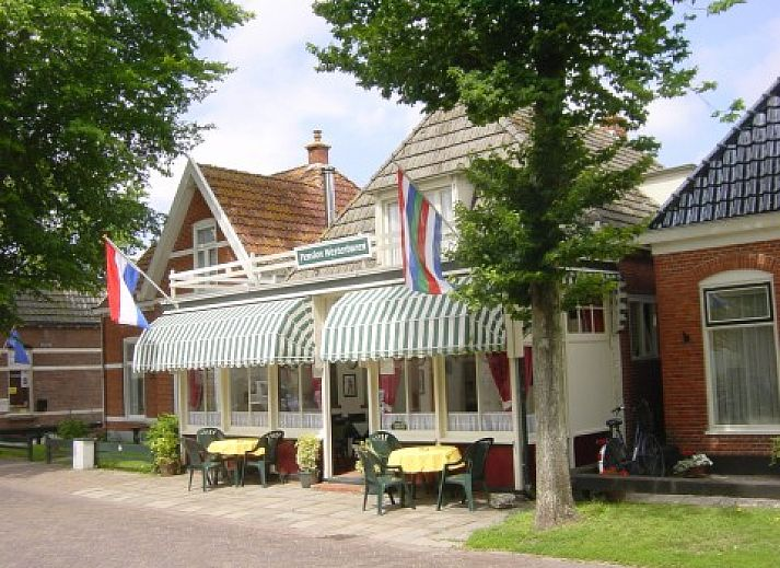 Guest house 050137 • Bed and Breakfast Schiermonnikoog • pension westerburen