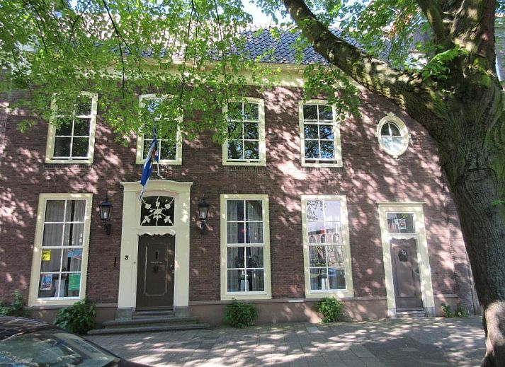 Verblijf 156229 • Bed and breakfast Walcheren • Guesthouse Groenmarkt