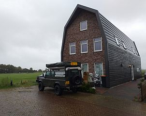 Guest house 0105183 • Bed and Breakfast Texel • Oomeshuus