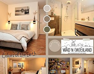 Guest house 010761 • Bed and Breakfast Texel • Wad'n(W)eiland