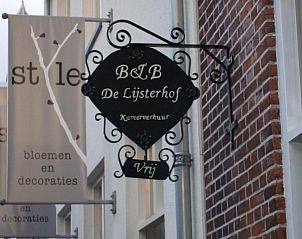 Guest house 046218 • Bed and Breakfast Walcheren • B & B De Lijsterhof