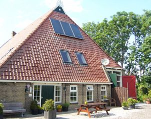 Verblijf 060706 • Bed and breakfast IJsselmeer • De Stjep Pleats