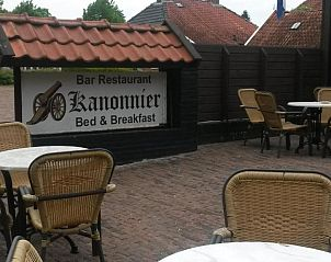 Guest house 203503 • Bed and Breakfast Zuidoost Groningen • De Kanonnier
