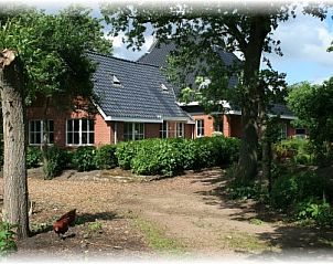 Guest house 264201 • Bed and Breakfast Het Friese platteland • De Coulisse