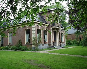 Guest house 266301 • Bed and Breakfast Het Friese platteland • Pastorie - Waaxens