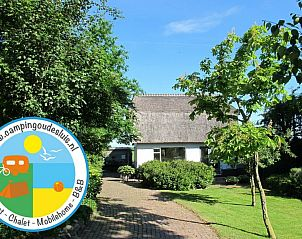 Guest house 480308 • Bed and Breakfast Noordzeekust • Bed & Breakfast Camping Oudesluis